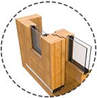 Découvrez les coulissants de la collection bois