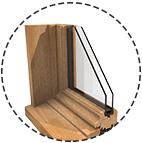 Découvrez la gamme 50 de la collection bois